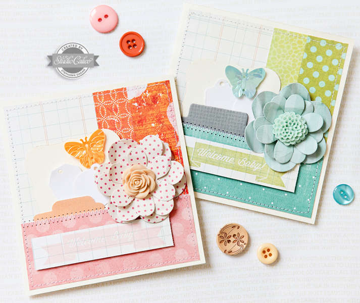 Welcome Baby - Studio Calico June Kit -
