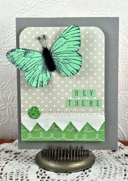 Studio Calico February Daydream Believer Kit - Hey There