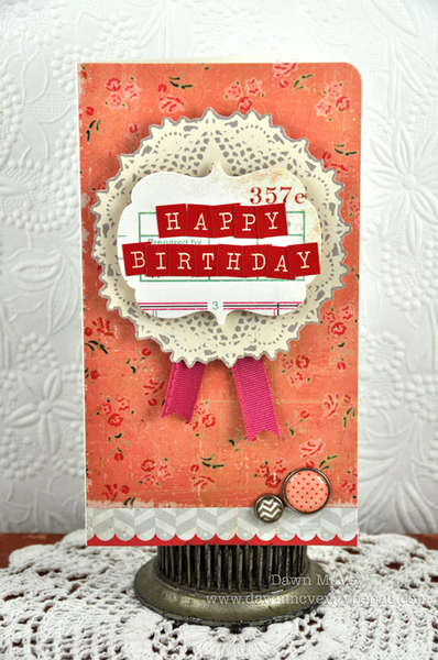 Studio Calico February Daydream Believer Kit - Happy Birthday