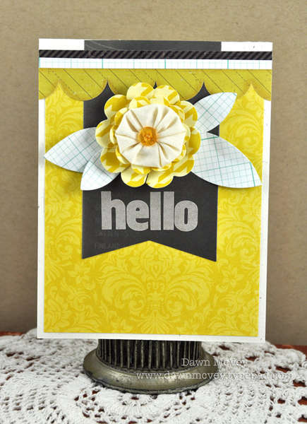 Studio Calico March Story Hour Kit - hello