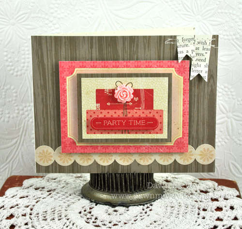 Studio Calico March Story Hour Kit - Party Time