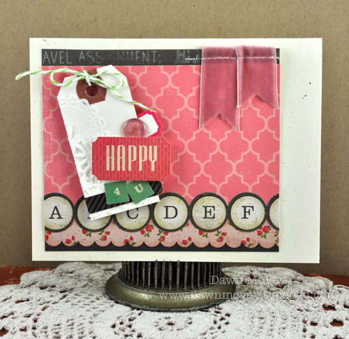Studio Calico March Story Hour Kit - Happy 4 U