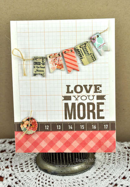 Studio Calico April City of Lights Kit - Love You More