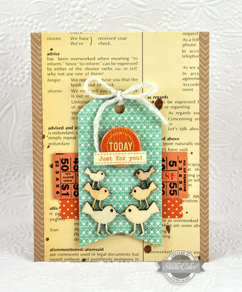 Studio Calico July Elmwood Park Kit - Just For You