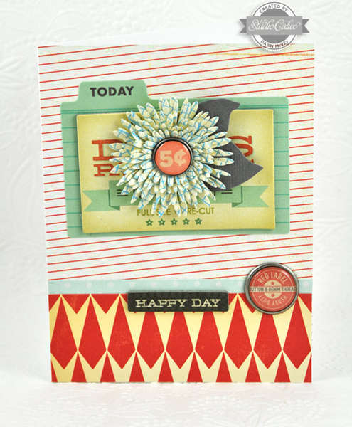 Studio Calico July Elmwood Park Kit - Happy Day