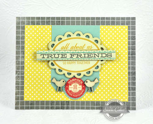 Studio Calico July Elmwood Park Kit - True Friends