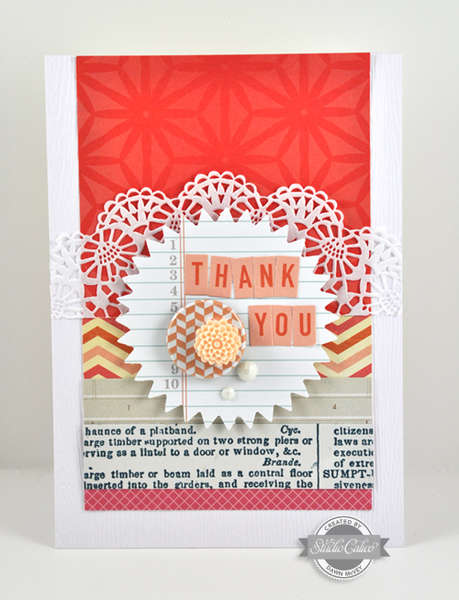 Studio Calico August Summer of �69 Kit - Thank You