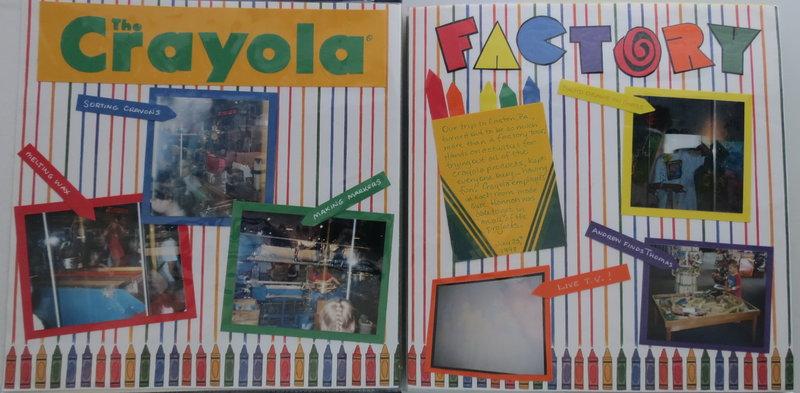 Crayola Factory