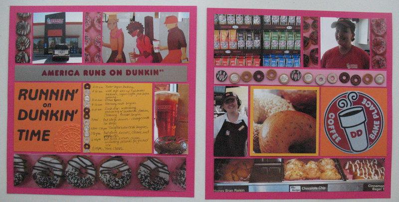Runnin' On Dunkin' Time