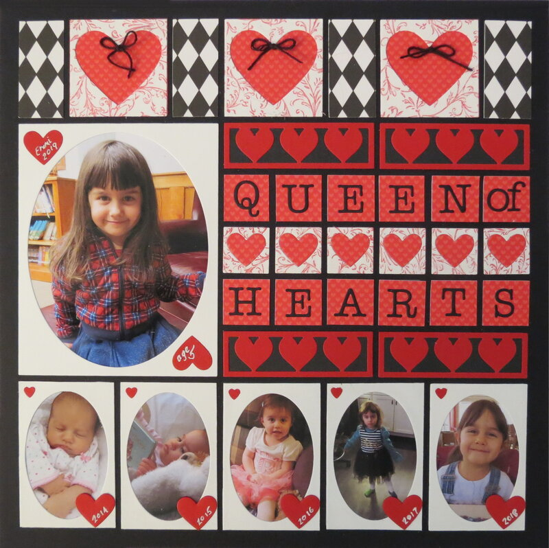 Still the Queen of Hearts