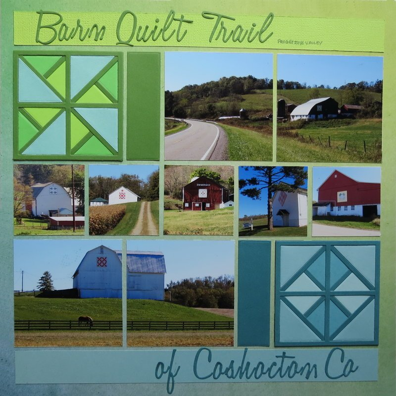 Barn Quilt Trail of Coshocton Co.