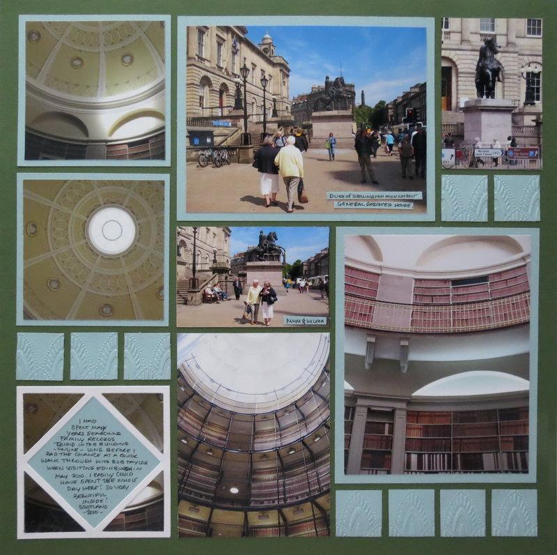 Edinburgh for the Records