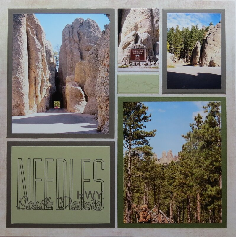 Needles Highway