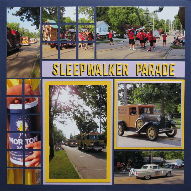 The Sleepwalker Parade