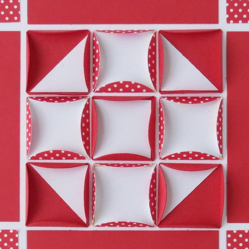 Quilt Blocks with Scraps