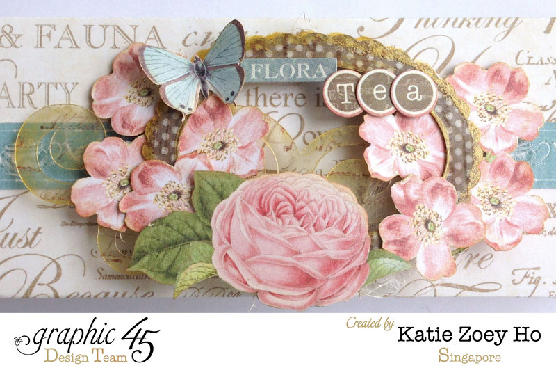 Botanical Tea Fashion Teabags Gift Box