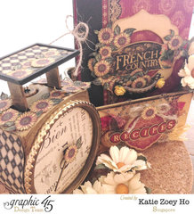 French Country Altered Weighing Scale