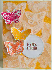 hello friend *studio calico*