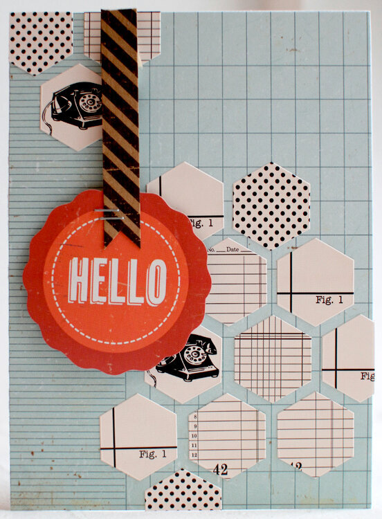 hello *studio calico march kit*