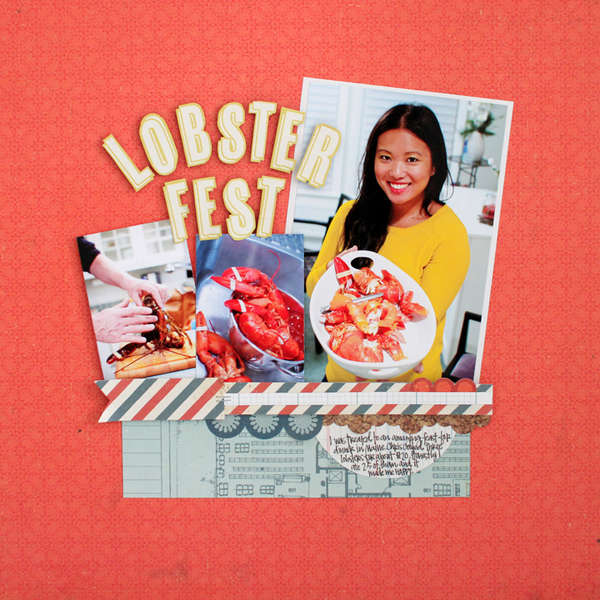 lobsterfest *studio calico march kit*