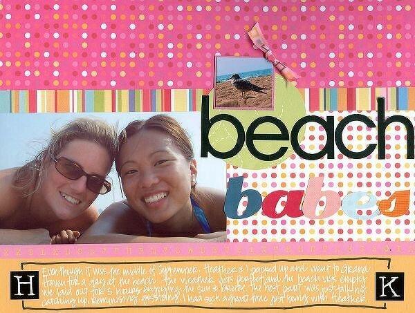 Beach Babes *HAPPY BIRTHDAY JESSIE (CAJESS14)*