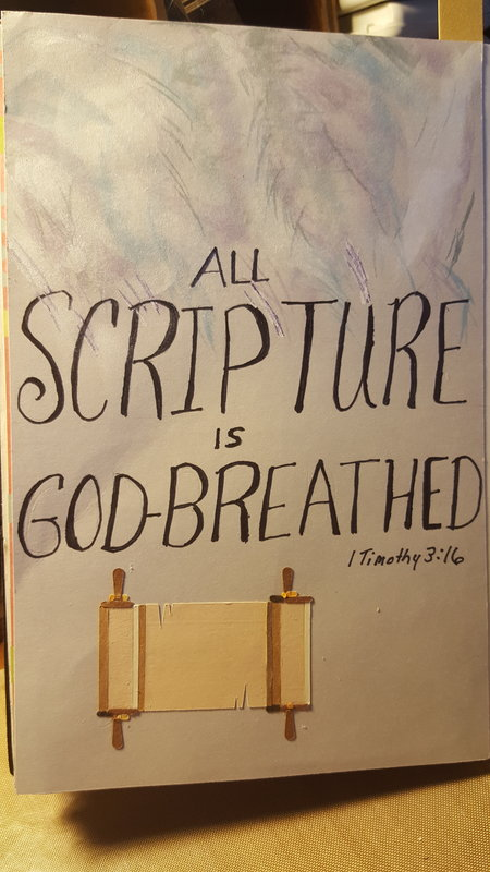 Art Scripture journal