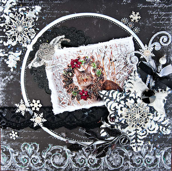 Escape Kitty #31 – Seasons Greetings Kitty Style – Scraps Of Darkness