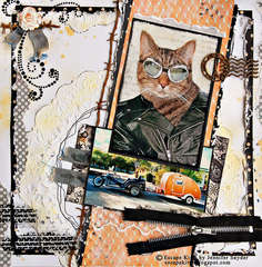 Escape Kitty - Episode #42 -Leather and Lace - Scraps Of Darkness, CSI