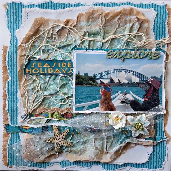 Escape Kitty (Chena) - #35 Pirates - Scraps Of Darkness