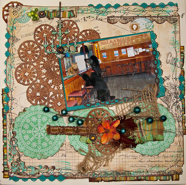 Escape Kitty and Chena- Throwing a Party to Thank Dusty Attic - Scraps  Of Darkness - Dusty Attic Guest