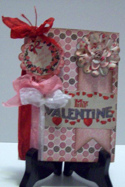 My Valentine card