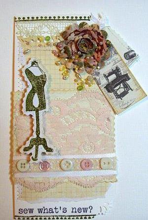 Sew What's New? ~