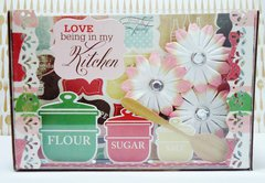 Recipe Cards Box