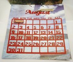 DIY Calendar 2015