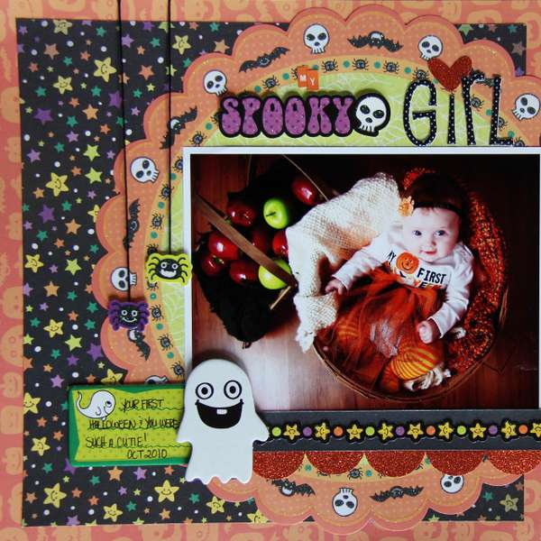 Spooky Girl