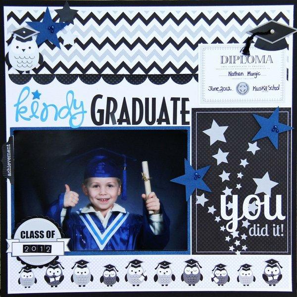 Kindy Graduate
