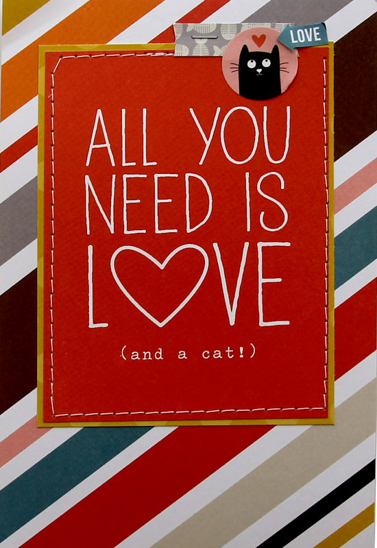 All You Need is Love (and a cat!)