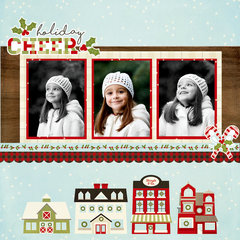 NEW! Simple Stories Classic Christmas!