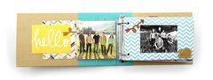 Love These Everyday Moments 4x6 SN@P! Mini Album