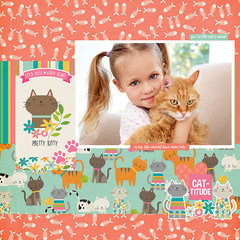 NEW! Life is Purrfect Simple Set