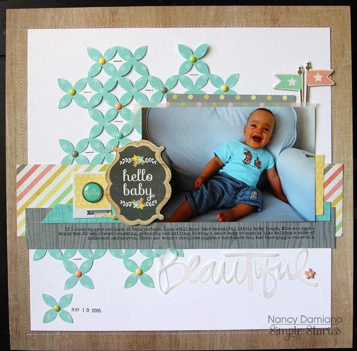 Hello Baby by Nancy Damiano