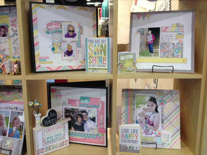 Brand New Winter CHA 2013 Simple Stories