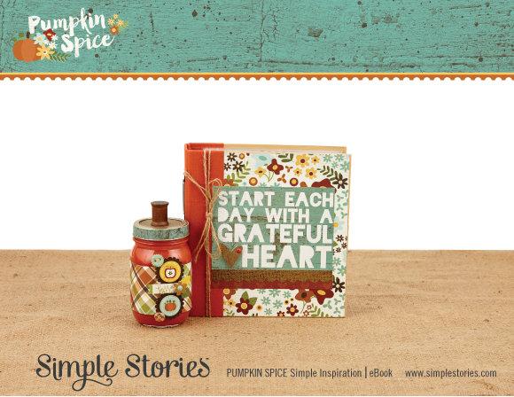 Free Download!  Pumpkin Spice eBook