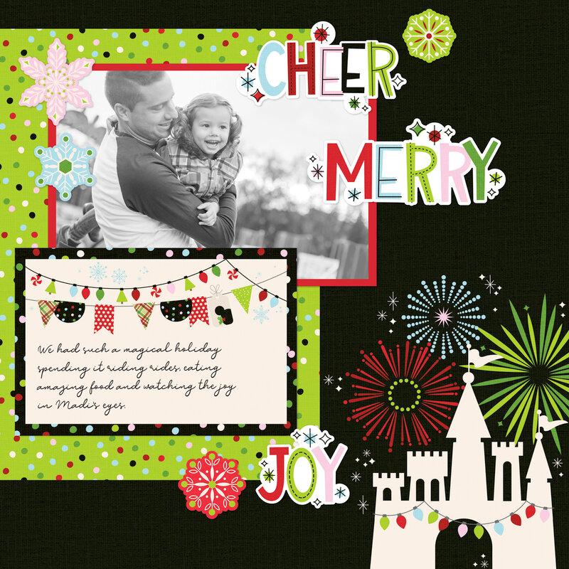 Cheer + Merry = JOY!