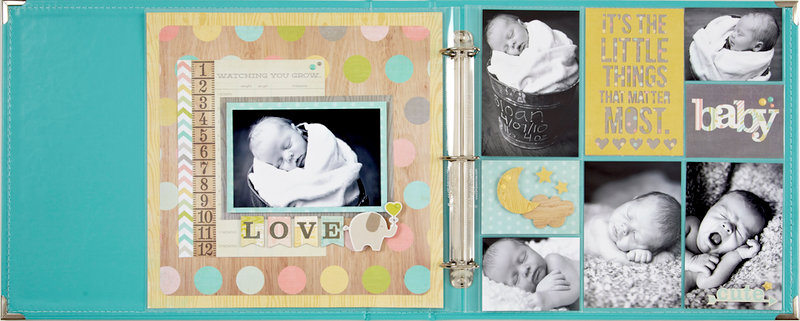 NEW Simple Stories Hello Baby