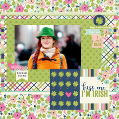 NEW! Simple Stories St Patrick's Day Simple Set