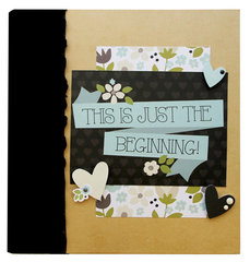 Wedding SN@P! Binder - Simple Stories