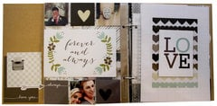 Wedding SN@P! Binder - Simple Stories