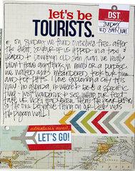 Simple Stories Urban Travel SN@P! Binder