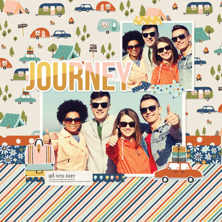 Journey! By Sue Kendall
